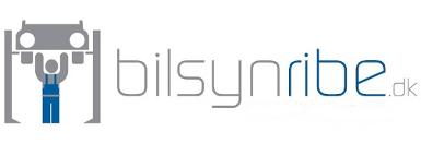 Bilsynribe.dk Logo